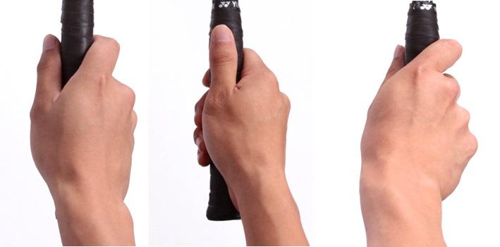 Teknik-Dasar-Grip-Cara-Memegang-Raket-Bulu-Tangkis-1