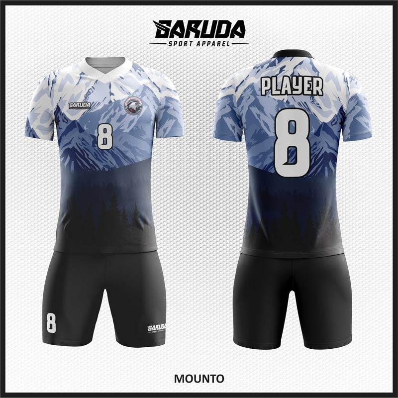 desain baju futsal unik