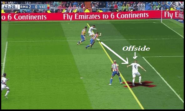 offside sepakbola