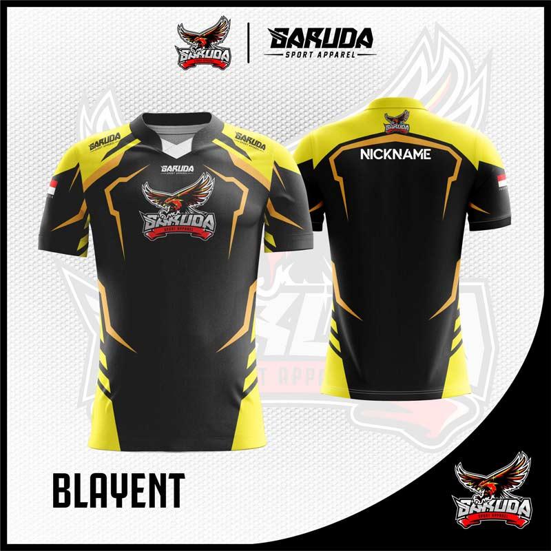 desain baju esports
