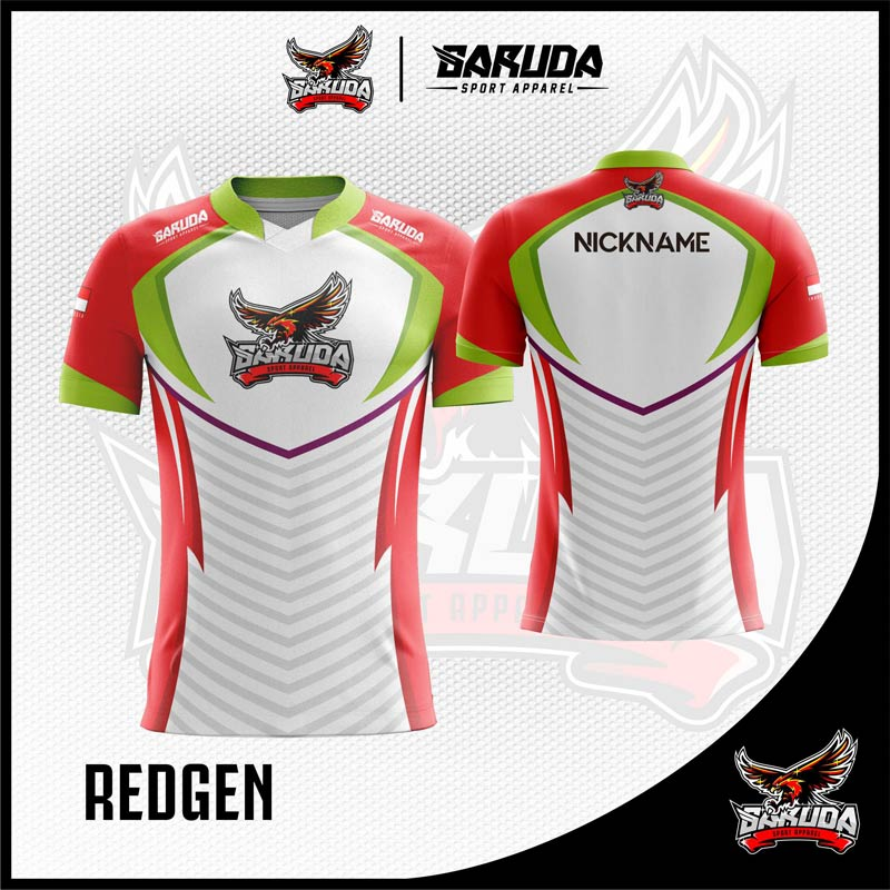 desain jersey esport