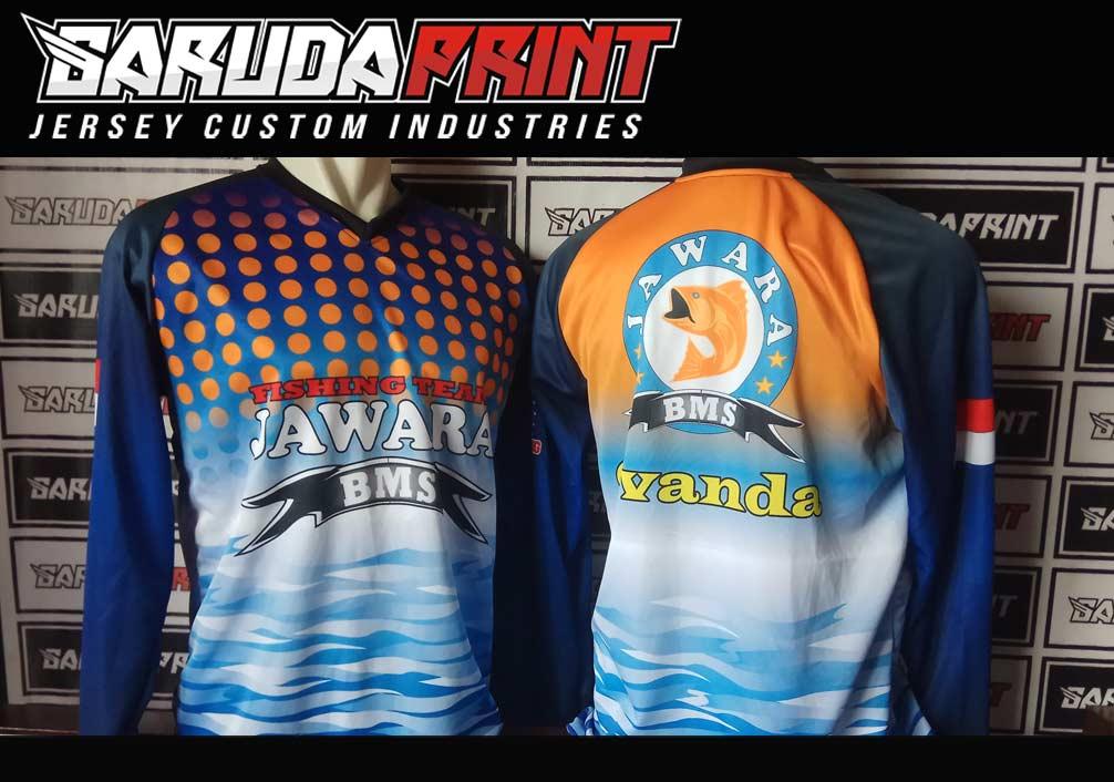 bikin jersey printing